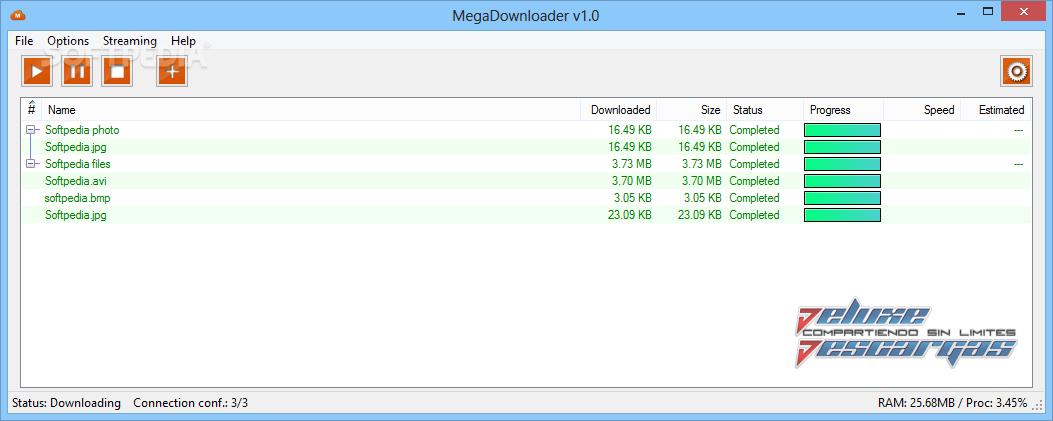 Descargar MegaDownloader v1 7 [Español] [+ Portable] [Gestor de