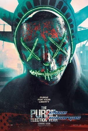 The Purge 3 Election Year Poster
