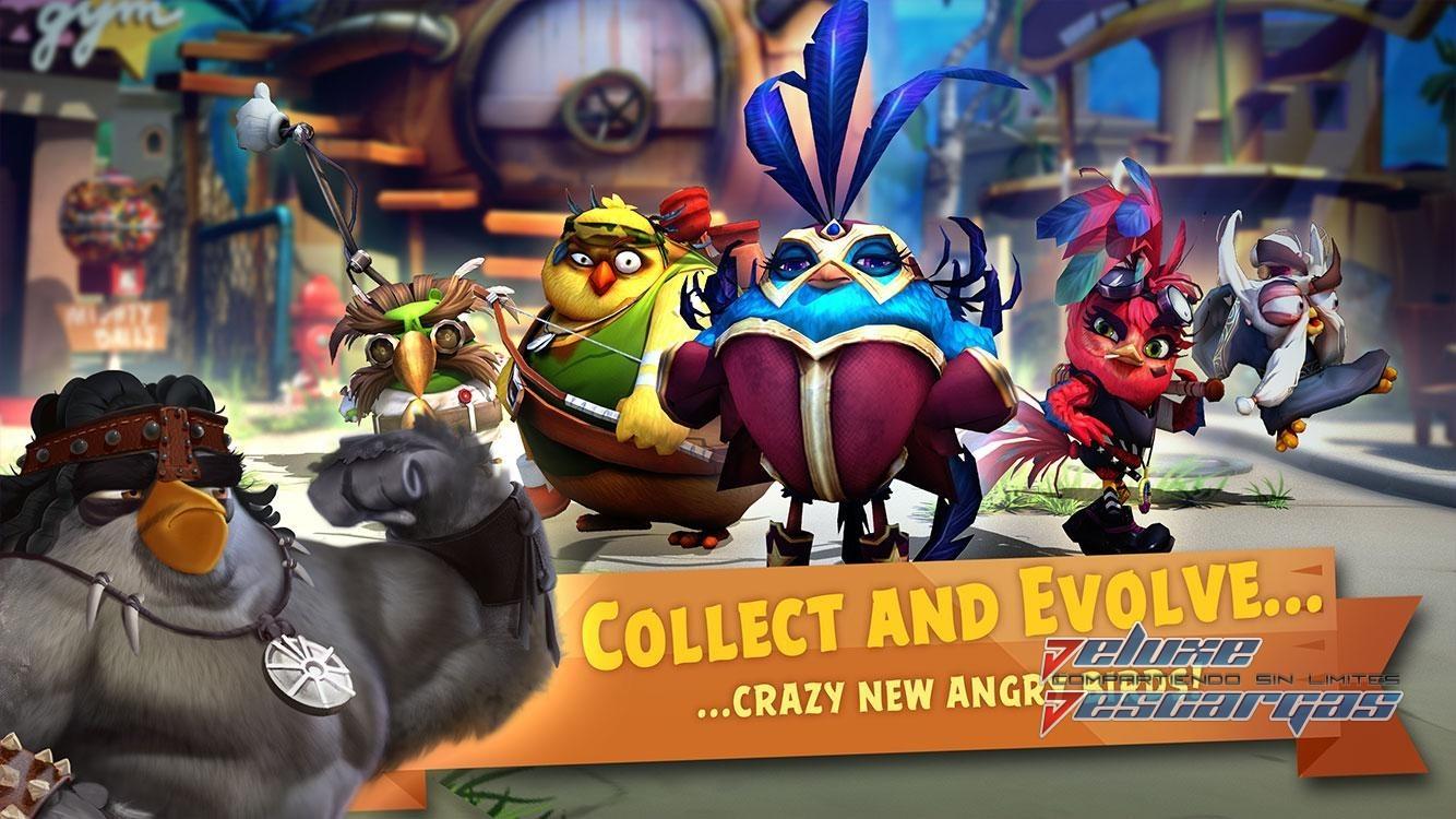 Angry Birds Go 1.12 0 Mod Apk
