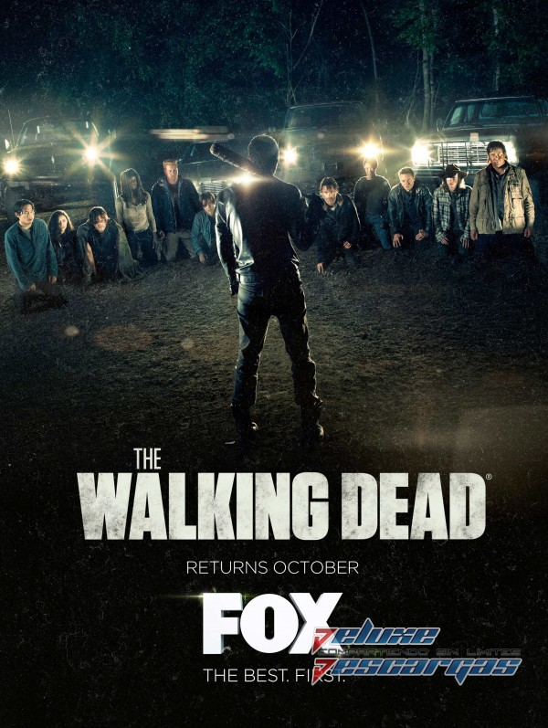 The Walking Dead 7 Poster