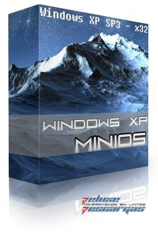 Windows XP MiniOS