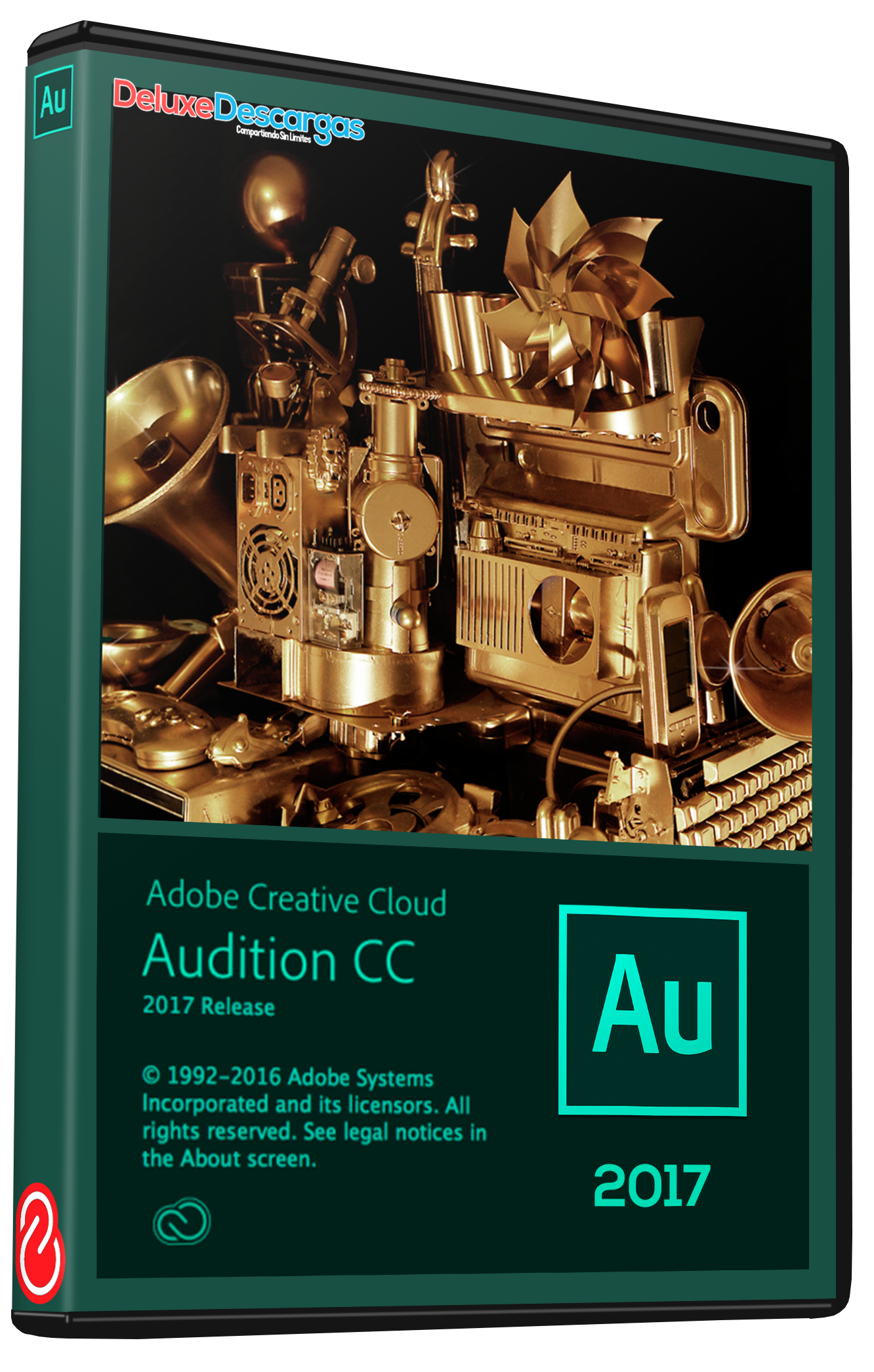 Adobe Audition CC   V12.0.0 Full Version + Crack Download