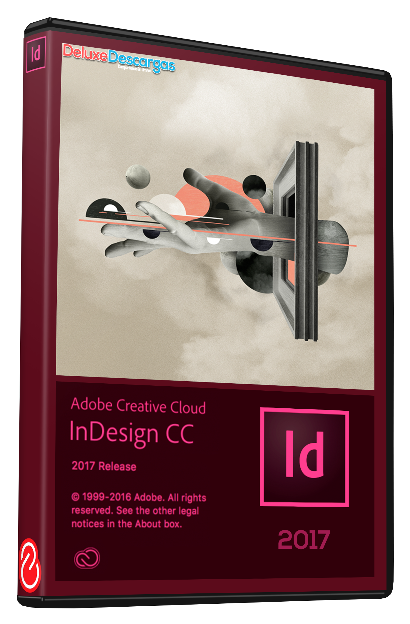 Persian support in Adobe InDesign 2017