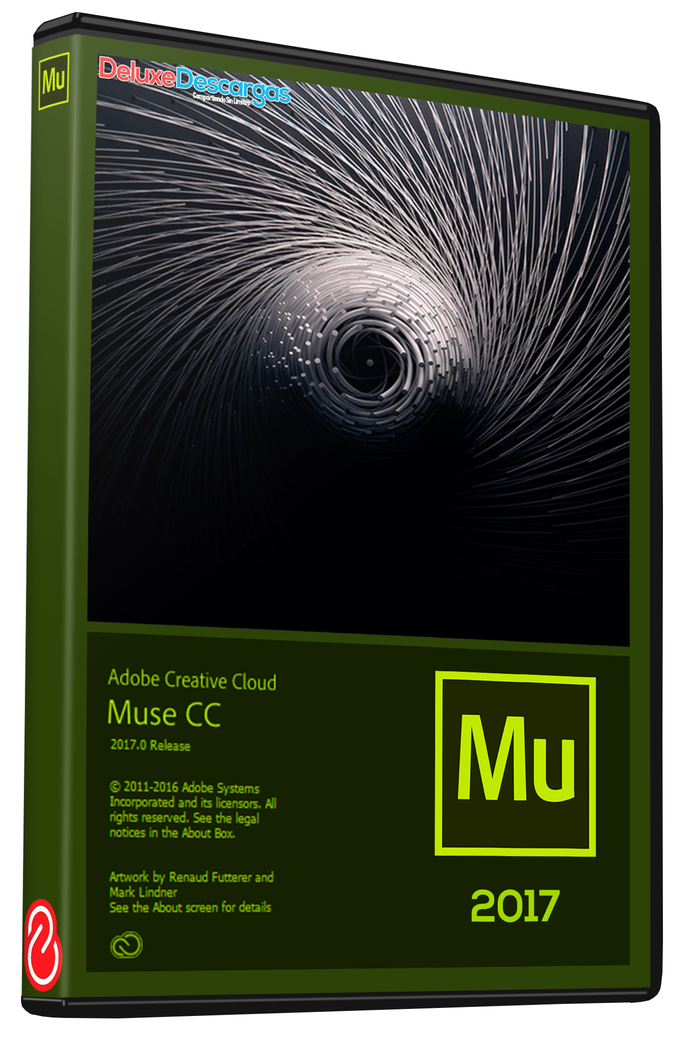 Adobe Muse CC 2017
