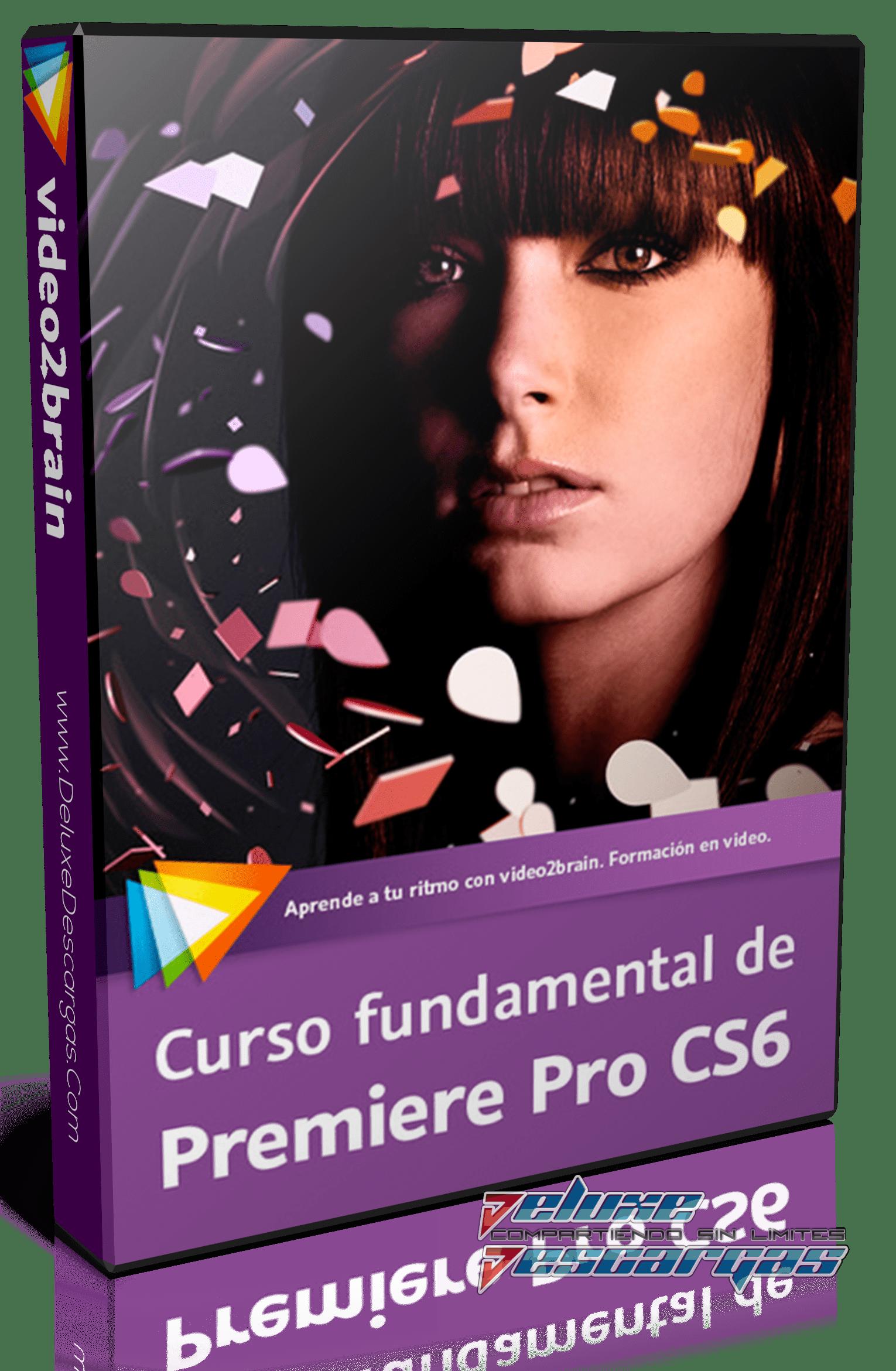 Video2Brain: Curso fundamental de Premiere Pro CS6
