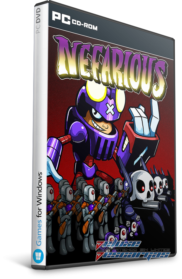 Descargar Nefarious Ingles Full Game