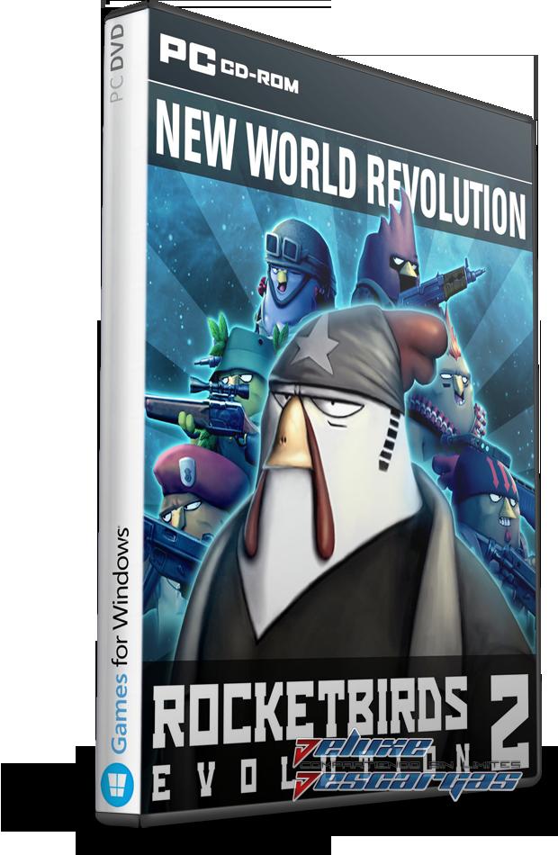 Rocketbirds 2 Evolution