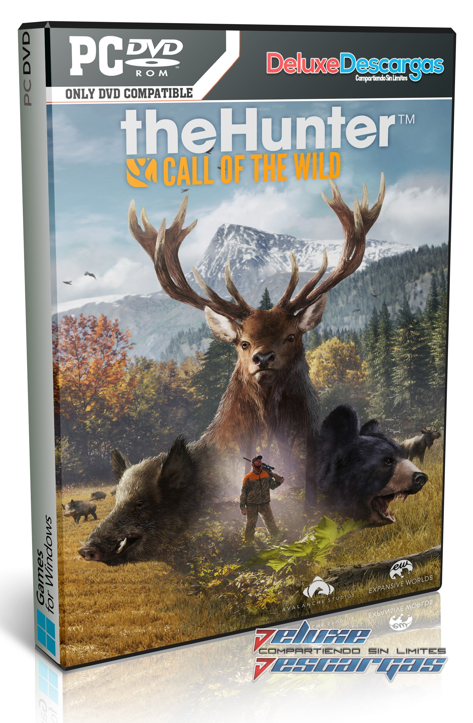 Descargar Thehunter Call Of The Wild Multi Espa 241 Ol