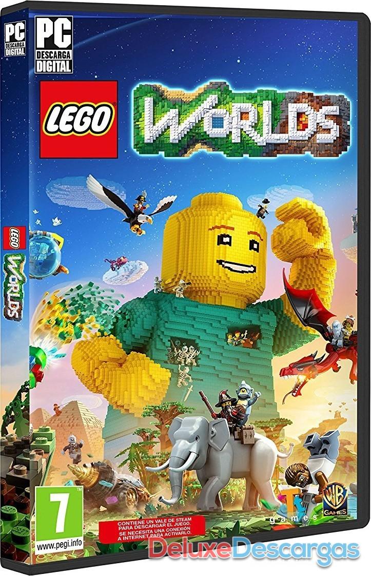 Descargar Lego Worlds Multi Espa 241 Ol Full Pc Game