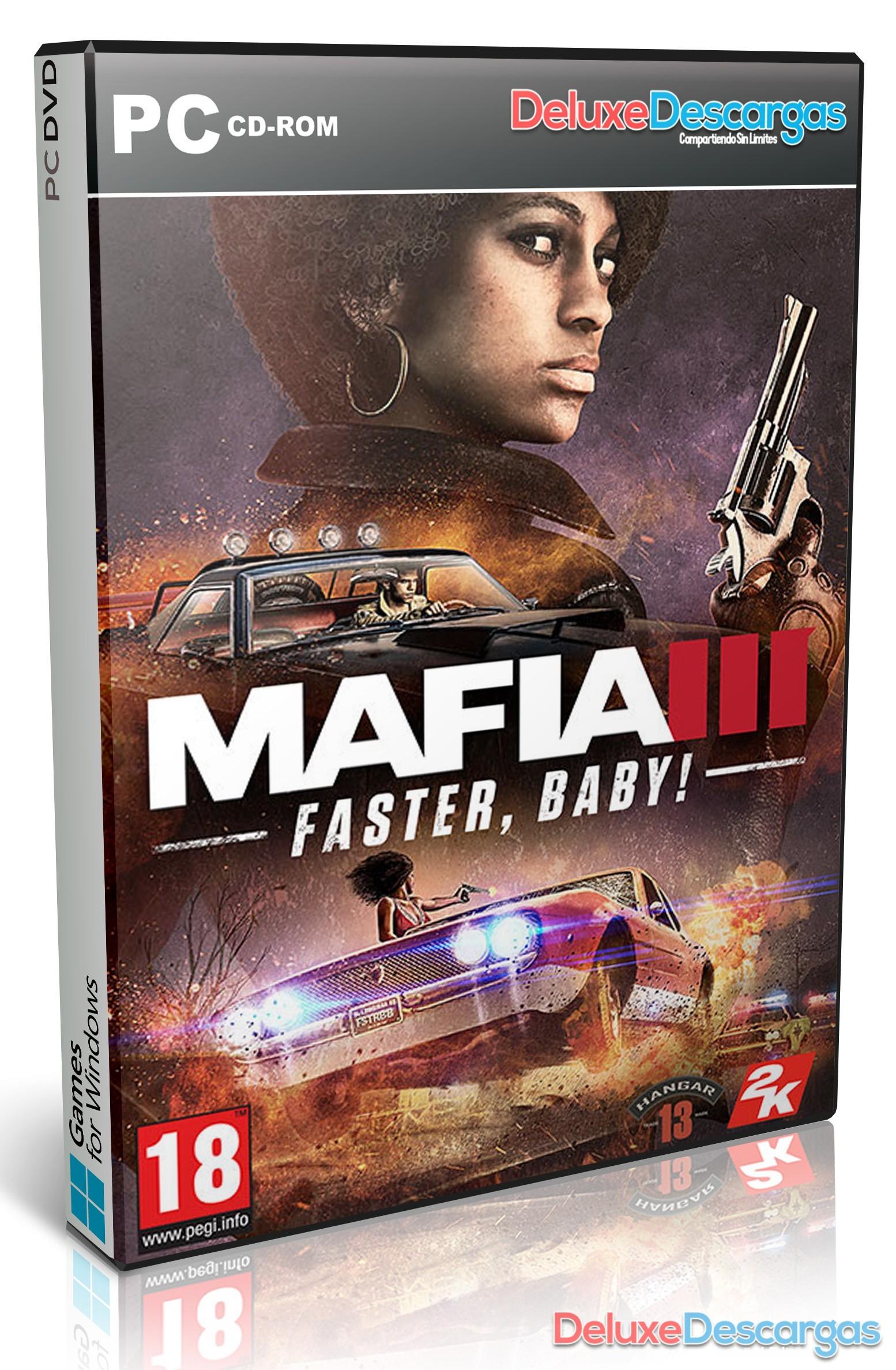 Descargar Mafia Iii Faster Baby Multi Espa 241 Ol Full
