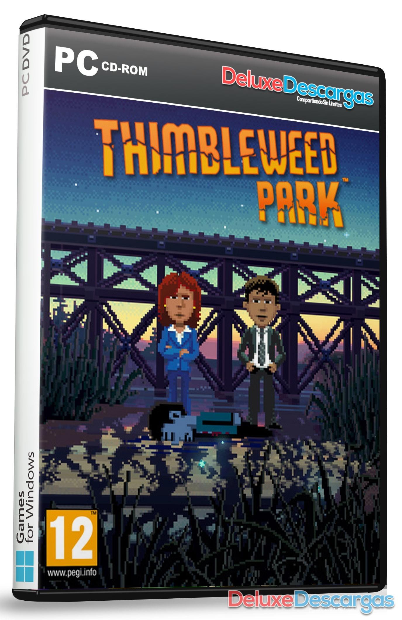 Descargar Thimbleweed Park Multi Espa 241 Ol Full Pc Game