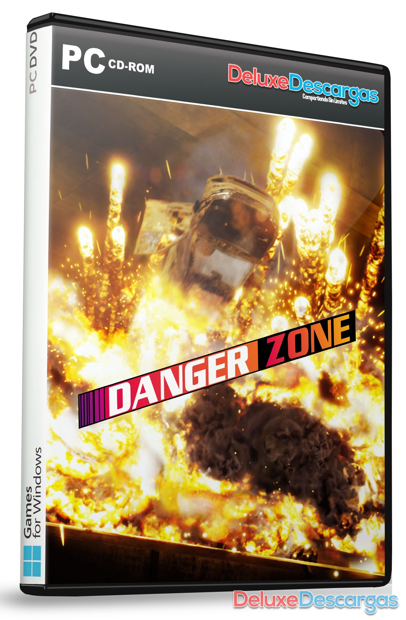 Descargar Danger Zone Ingles Full Pc Game