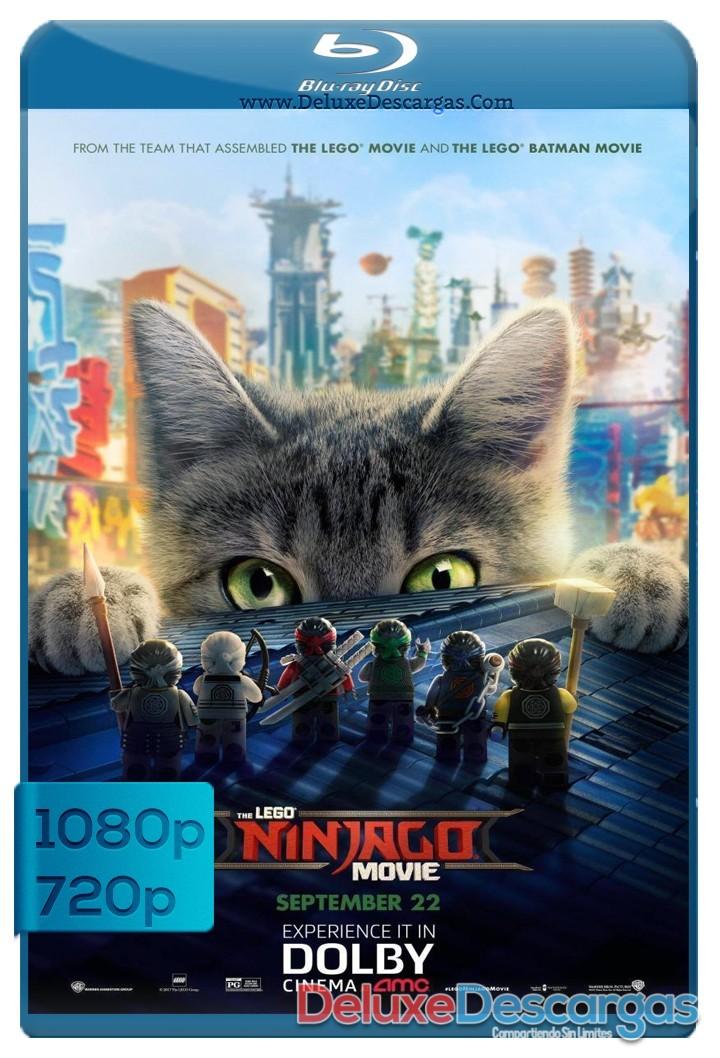 Descargar Lego Ninjago La Pel 237 Cula 2017 Full Hd 720p