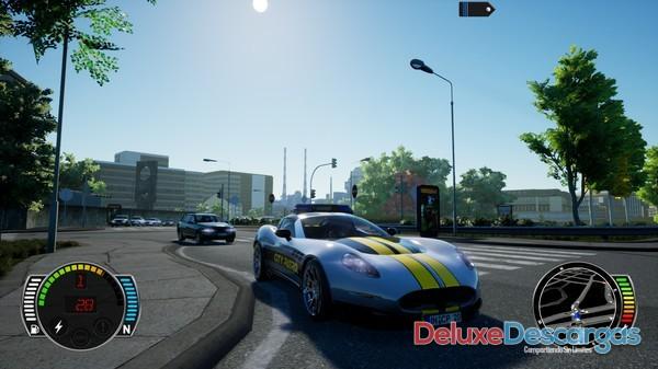 City Patrol: Police