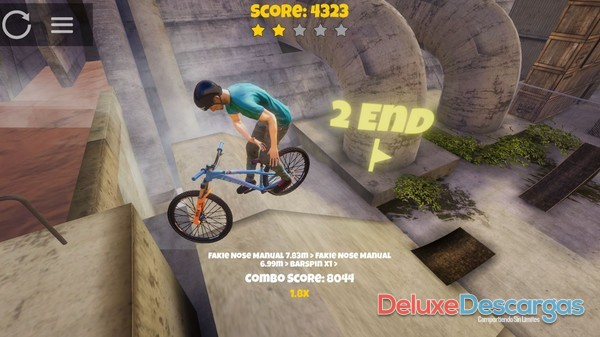 Shred! 2 Freeride Mountainbiking