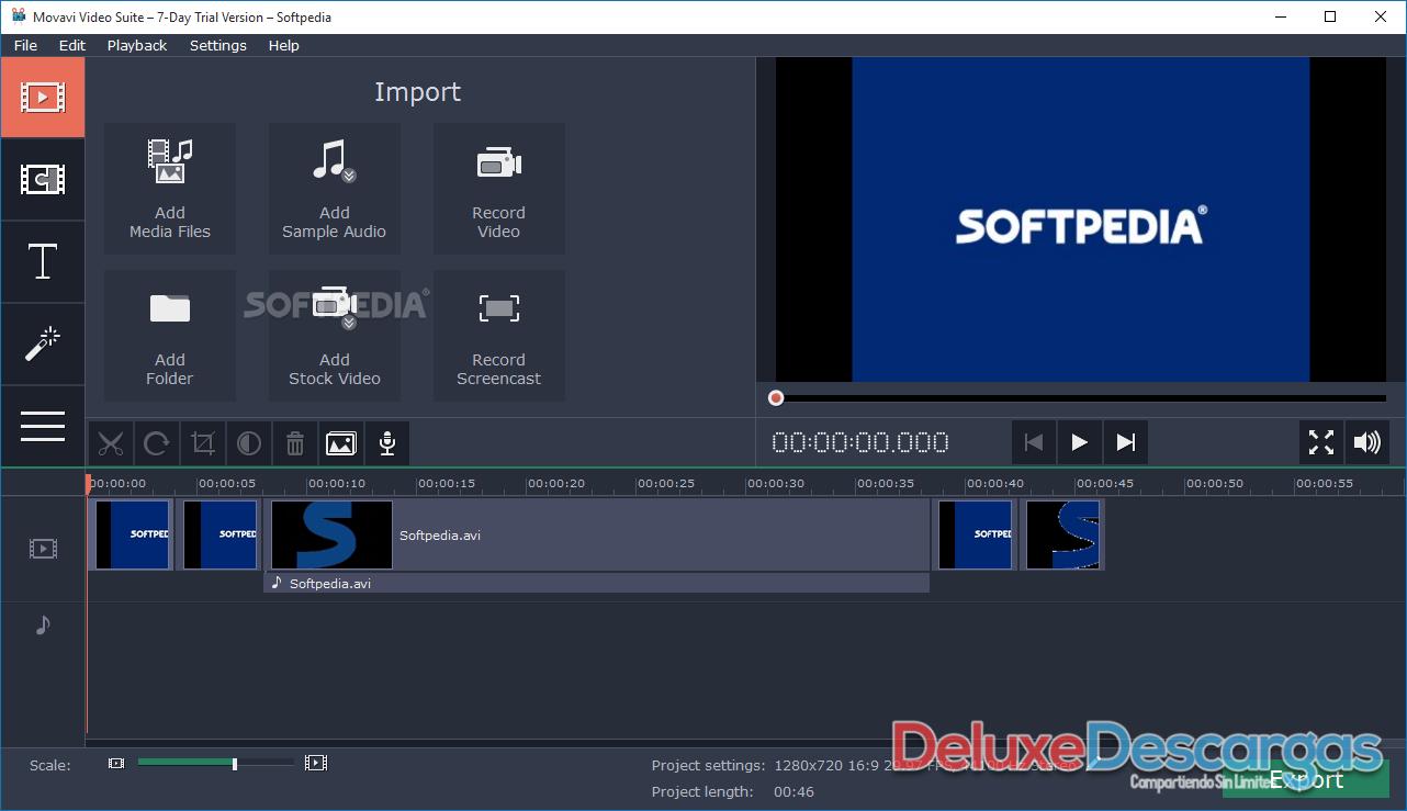 Movavi Video Suite 18.1.0