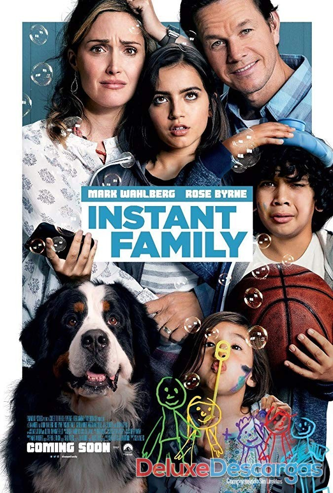 Descargar Familia Al Instante 2018 Full Hd 720p 1080p