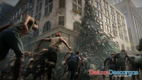 World War Z (Full PC-Game Español)