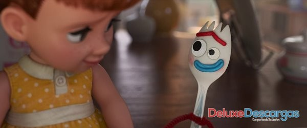 Toy Story 4 (2019) (Full HD 720p-1080p Dual Latino)