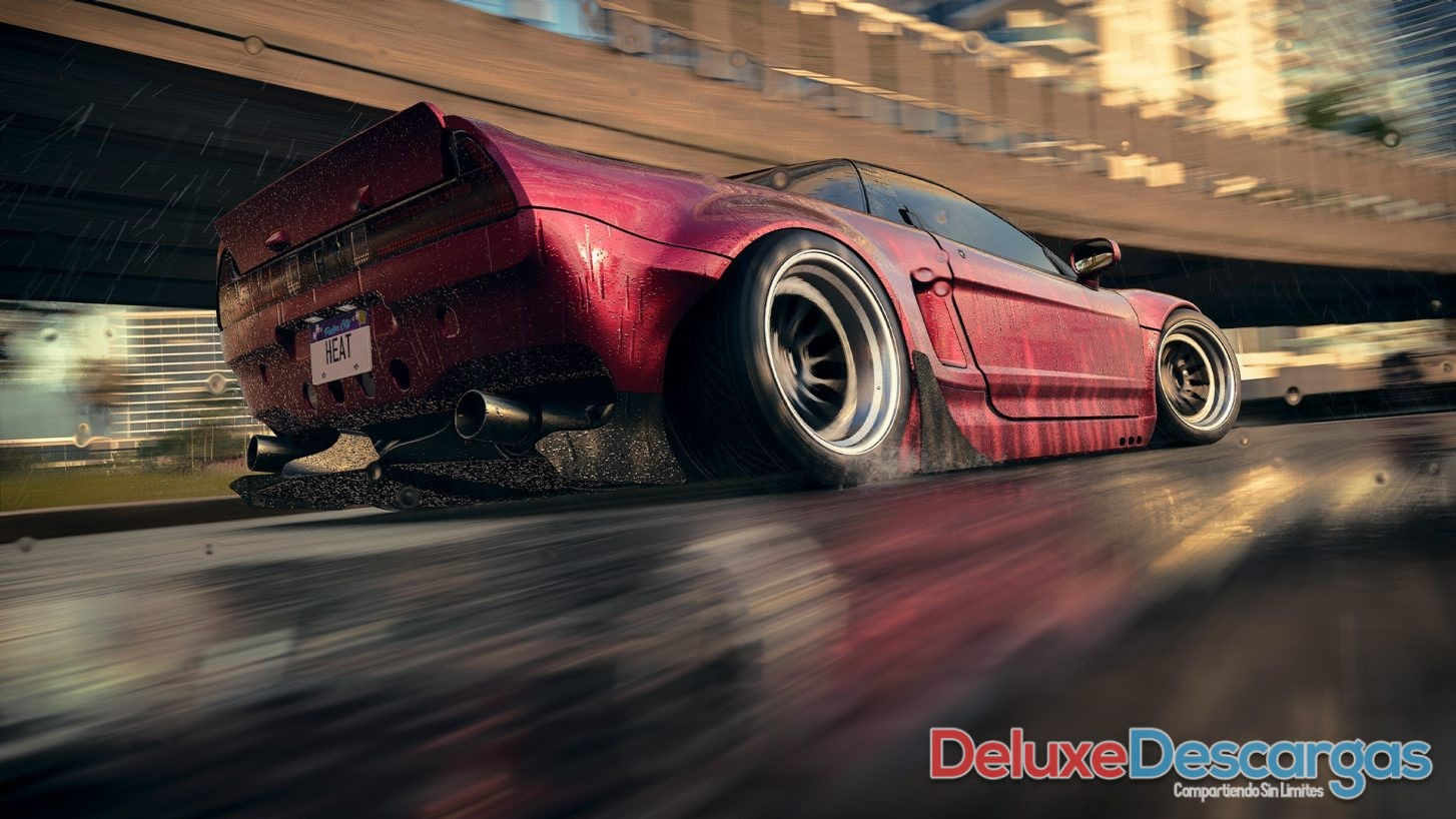 Need for Speed Heat (2019) (Full PC-Game Español)