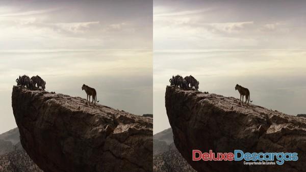 El rey león (2019) (3D SBS Dual-Latino)