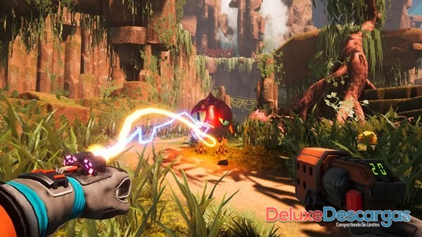 Journey to the Savage Planet (2020) (Full PC-Game Español)l