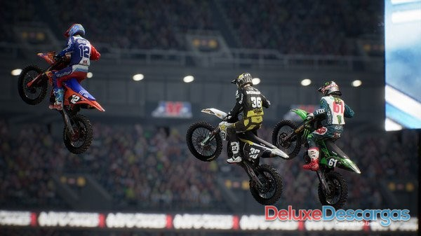 Monster Energy Supercross 3 (2020) (Full PC-Game Español)