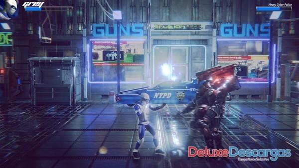 Grey An Alien Dream (2020) (Full PC-Game)