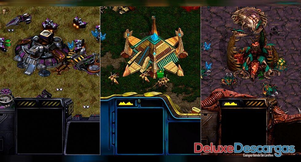 StarCraft: Remastered (2017) (Full PC-Game Español)