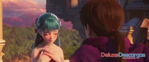 Dragon Quest: Your Story (2019) (Full HD 720p-1080p Latino)