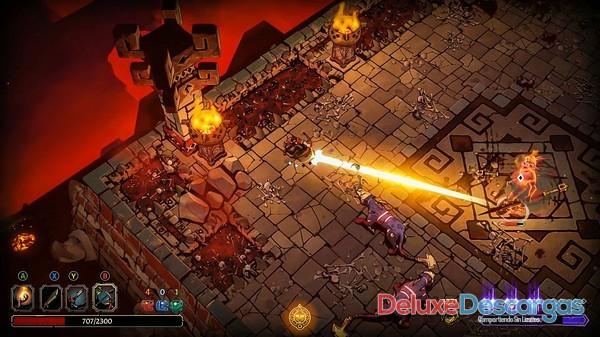 Curse of the Dead Gods (2020) PC Full Español