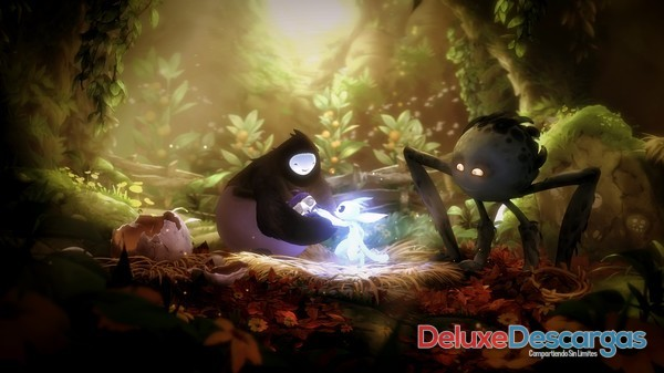 Ori and the Will of the Wisps (2020) (Full PC-Game Español)