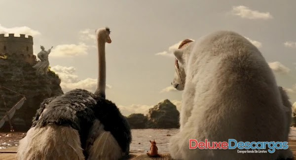 Dolittle (2020) (Full HD 720p-1080p Latino)