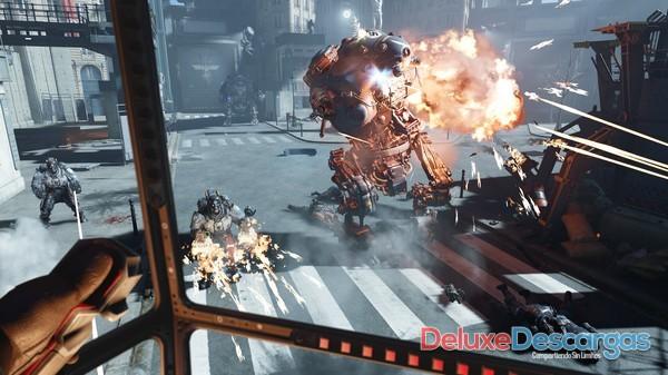 Wolfenstein Cyberpilot VR (2019) (Full PC-Game Español) (Realidad Virtual)