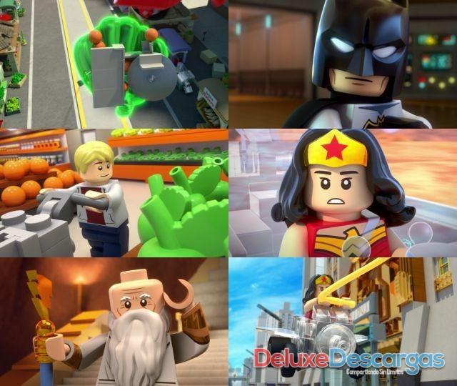 LEGO DC Shazam: Magic and Monsters (2020) (Full HD 720p-1080p Latino)