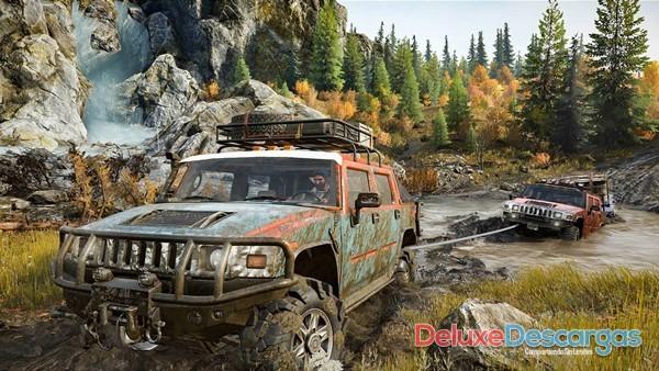 SnowRunner (2020) (Full PC-Game Español)
