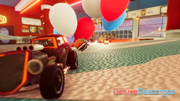 Super Toy Cars 2 (2020) (Español)