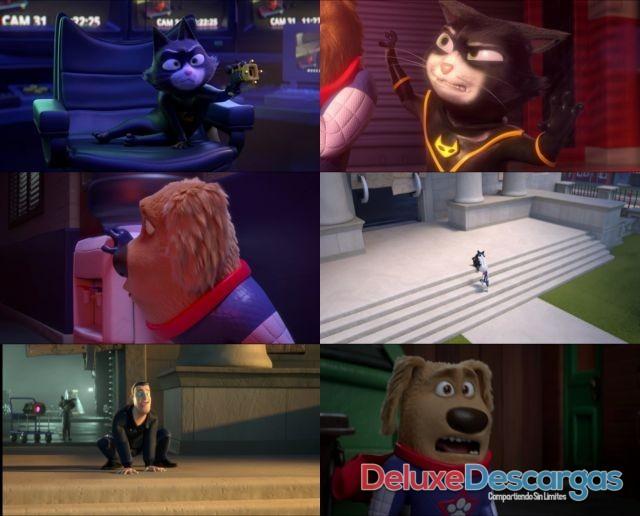StarDog and TurboCat (2019) (Full HD 720p-1080p Latino)