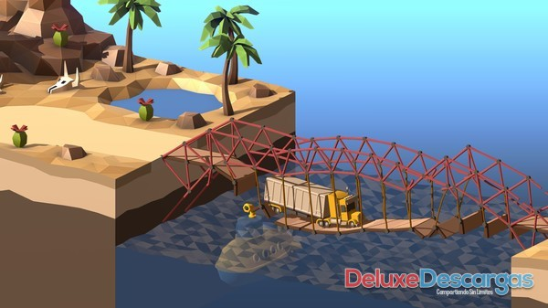 Poly Bridge 2 (2020) (Full PC-Game)