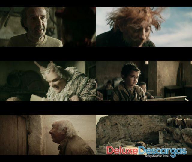 Pinocho (2019) (Full HD 1080p)