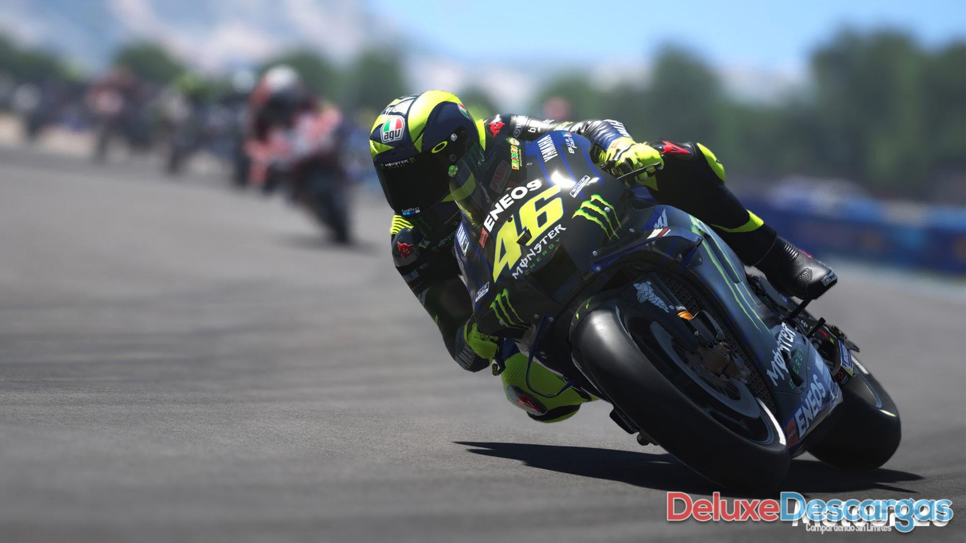 MotoGP 20 (2020) (Full PC-Game Español)
