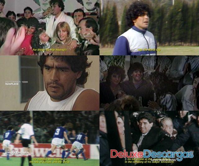 Diego Maradona (2019) (Full HD 1080p Latino)