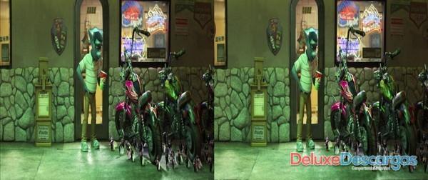 Onward (2020) (Full 3D SBS Latino)