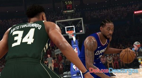 NBA 2K21 (2020) (Full PC Game Español)