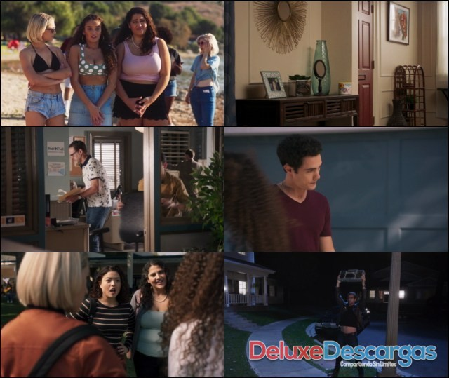 American Pie Presents: Girls' Rules (2020) (Full HD 720p-1080p Latino)