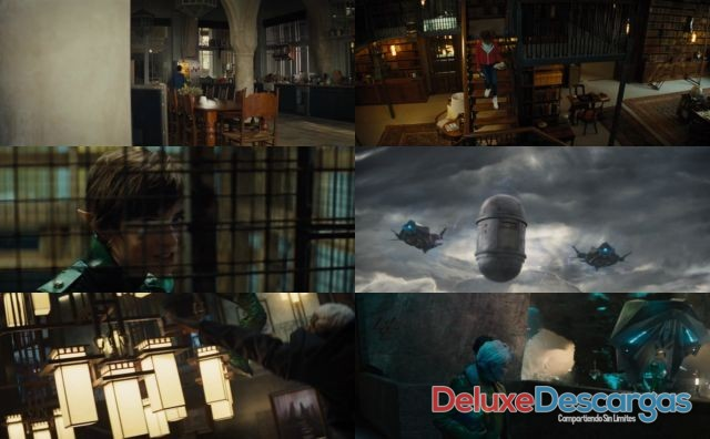 Artemis Fowl: El mundo subterráneo (2020) (Full HD 720p-1080p Latino)