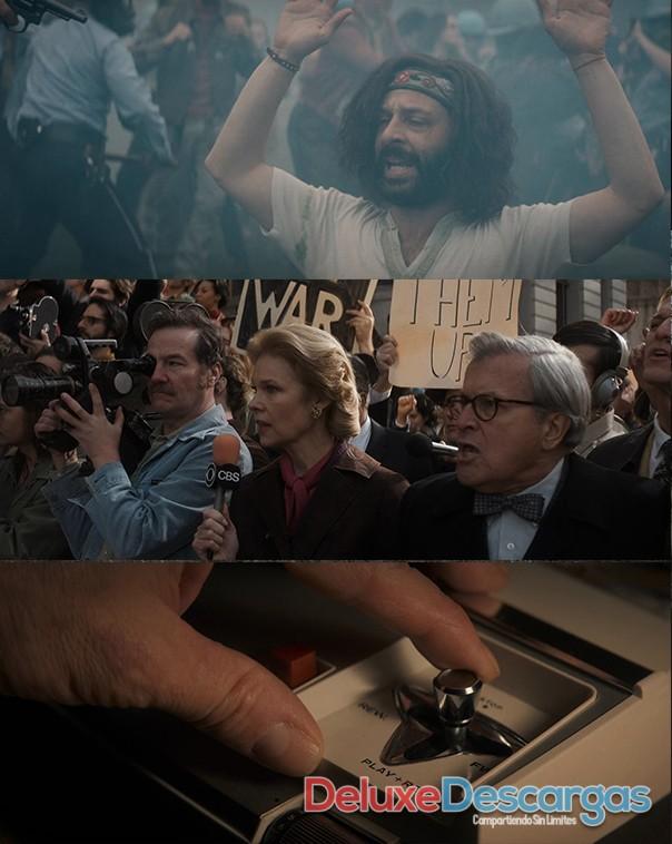 El juicio de los 7 de Chicago (2020) (Full HD 720p-1080p Latino)