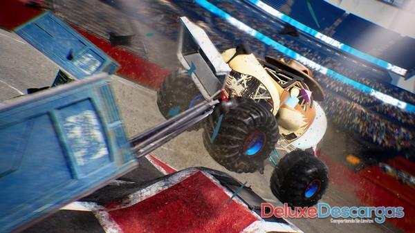 Monster Truck Championship (2020) PC Game Español