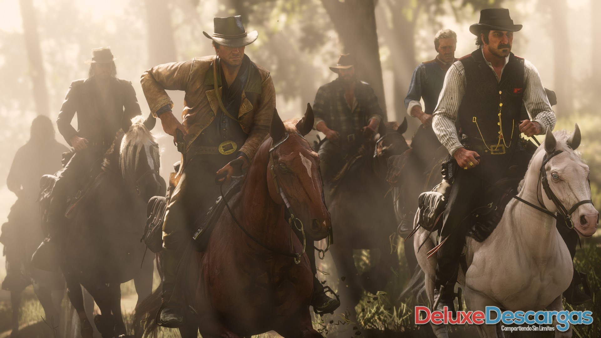 Red Dead Redemption 2 (2019) Full PC Game Español
