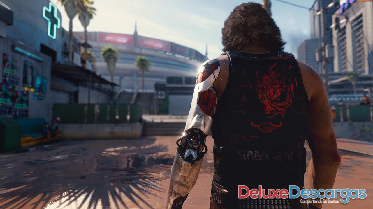 Cyberpunk 2077 Full PC Game